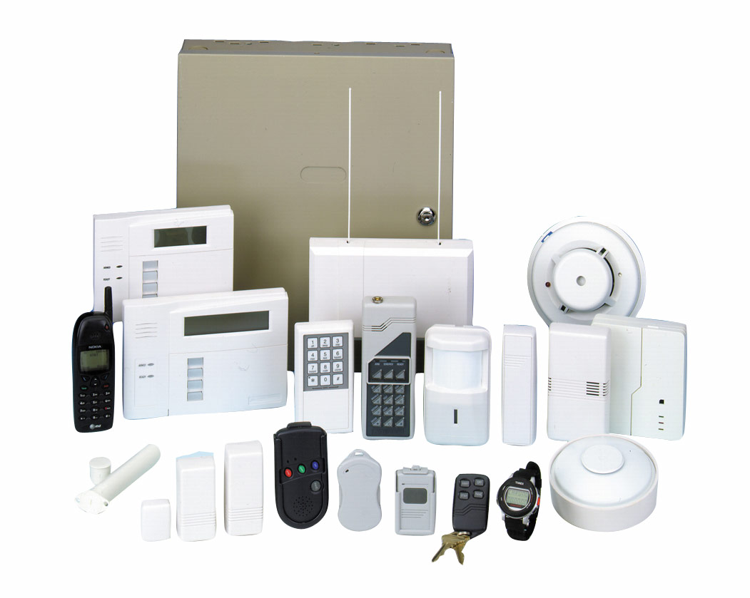 Elektronický zabezpečovací systém – EZS časť.1