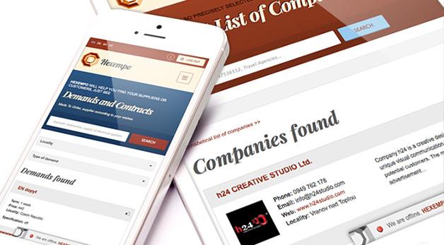 Kariérno obchodný portál Hexempo.com