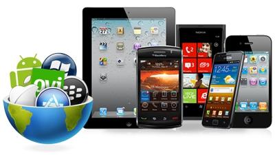 Aplikácie pre mobilné zariadenia