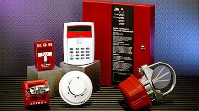 EPS – Elektrické požiarne signalizácie / systémy